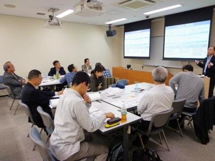 IT-BCPセミナー風景(平成26年)
