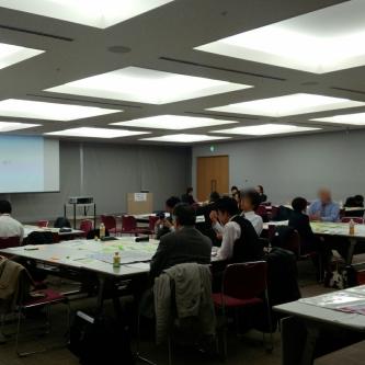 BCAO事業継続能力向上セミナー(平成28年2月3日)会場