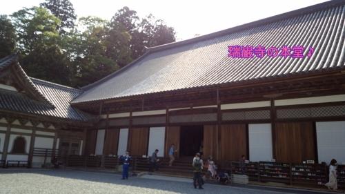瑞巌寺(平成28年5月14日)