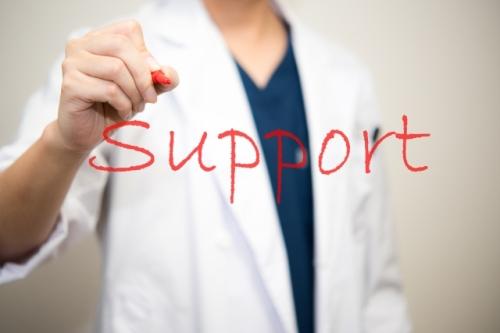 医療サポート
